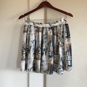 🌸 AA chiffon circle skirt - free w/ 2+ bundle